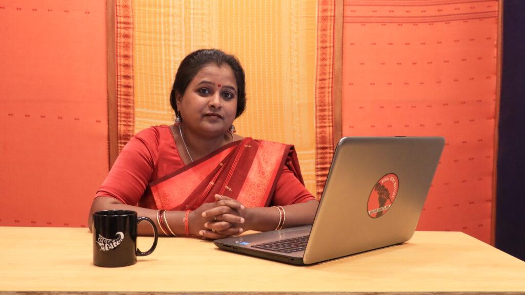 Caste isn't written in our destiny or birth: Kavita Bundelkhandi 1